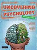Cover of Uncovering Psychology VCE Units 1 and 2 with CD-ROM