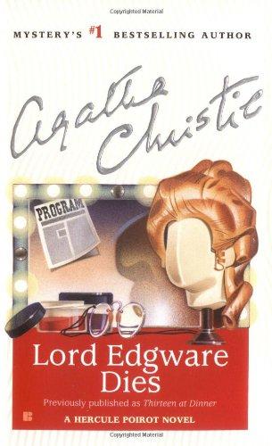 Lord Edgware Dies (Hercule Poirot)