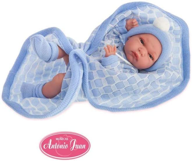 Mu/ñeco Baby tonet ni/ño 6021 Mu/ñeca Antonio Juan