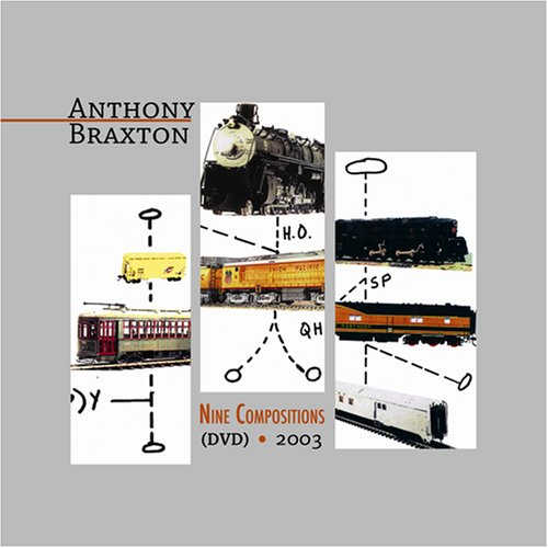 Anthony Braxton - Nine Compositions 2003 (DVD)