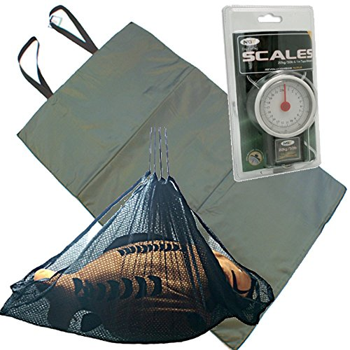 Unhooking Mat , Weigh Sling and Scales