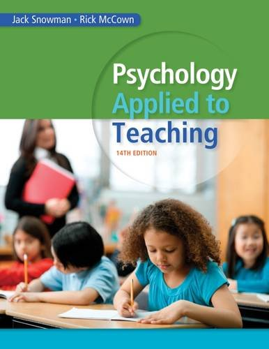 Psych.Appl.To Teaching