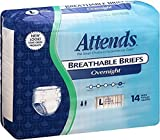 Adult Absorbent Underwear Attends Discreet Pull On X-Large Disposable Heavy Absorbency