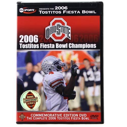 NCAA Ohio State Buckeyes 2006 Tostitos Fiesta Bowl Champions DVD