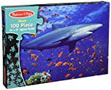 : Melissa & Doug Shark Jigsaw Puzzle (100 pcs)