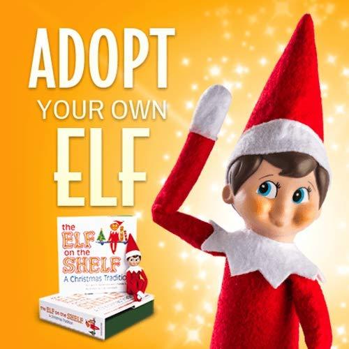 Amazon.com  The Elf on the Shelf  A Christmas Tradition   Chanda A. Bell a1c404452174