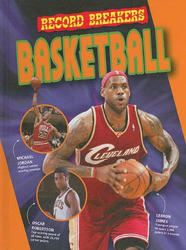 Read Online Basketball (Record Breakers) PDF