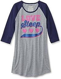 Girls Sleep Shirt - I Love Sleep