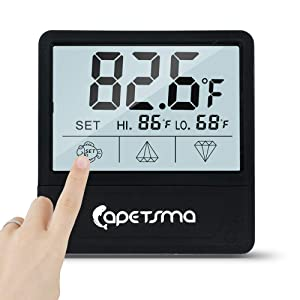 Qguai Aquarium Thermometer