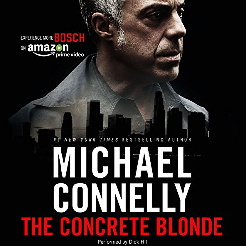The Concrete Blonde: Harry Bosch Series, Book 3 Audiobook [Free Download by Trial] thumbnail