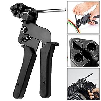 Pistola de Bridas, Acero Inoxidable Cable Tie Pistola de ...