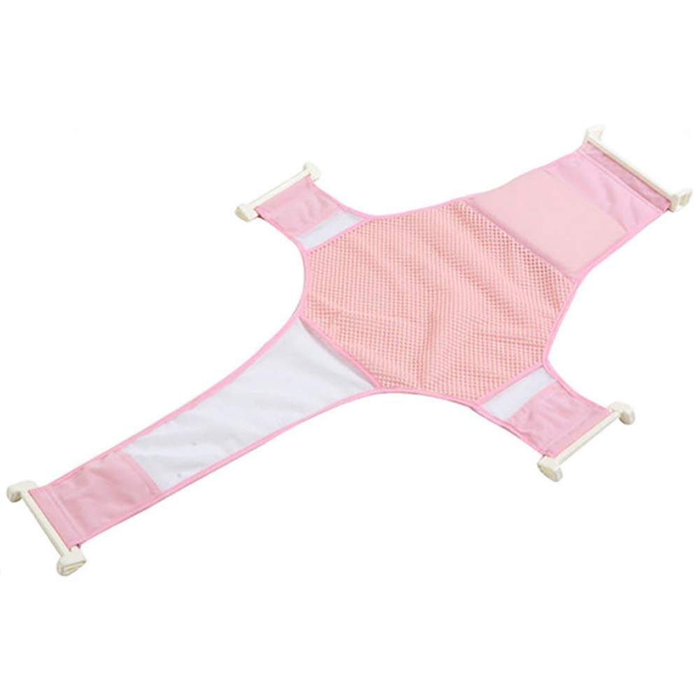 Baby Bath Non-Slip Seat Net Newborn Baby Adjustable Versatile Bathtub Hammock