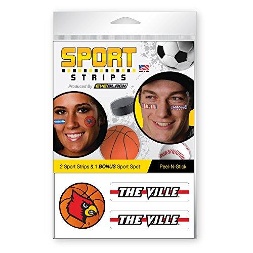 Basketball Sport Strips by EyeBlack (12 Strips)