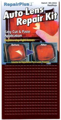 Fix Red Light (Auto Lens Tail Light Repair Kit)