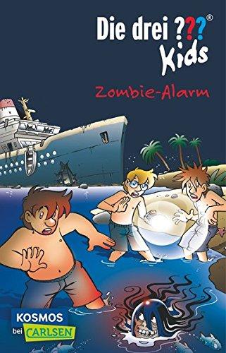 Die drei ??? Kids 54: Zombie-Alarm