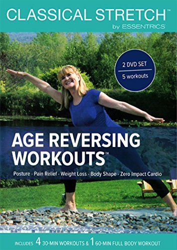 Classical Stretch - Age Reversing Workouts 2 DVD Set by The Esmonde Technique