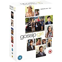 Gossip Girl - Season 1 To 4