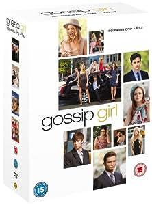 Gossip Girl - Season 1 To 4 [DVD]