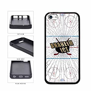 Anaheim Ice TPU RUBBER SILICONE Phone Case Back Cover Apple iPhone 5c by lolosakes