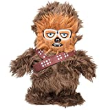 "SCS Direct Star Wars Solo Movie Chewbacca Interactive Walk N Roar 12"" Plush - Makes Wookiee Talking Sounds and Walks"