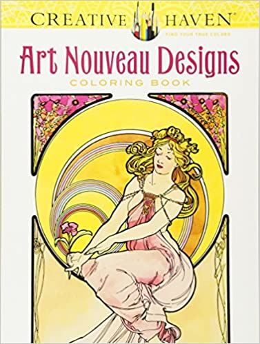 Art Nouveau Designs Book