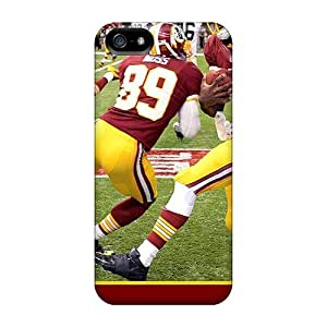 Cute Tpu Franiry79c24 Washington Redskins Cases Covers For Iphone 5/5s by icecream design