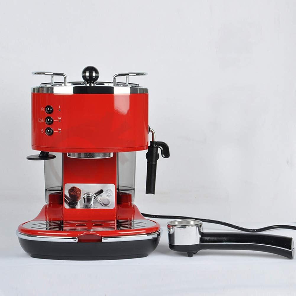 SHUHAO Máquina De Café Semi-Automático, Bomba De Presión Italiano ...