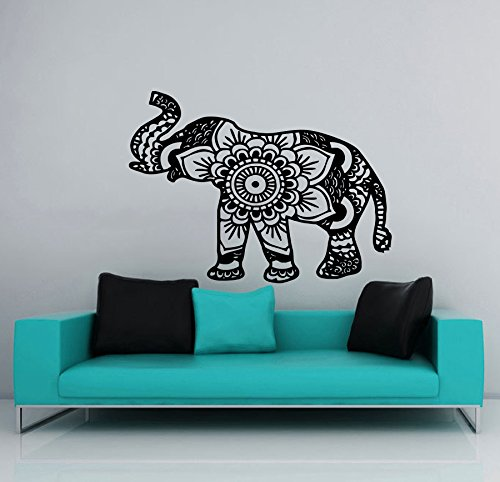 Elephant Sticker Decals Patterns Interior product image