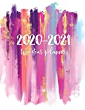 2020-2021 Two Year Planner: 24 Months Planner and
