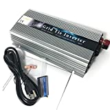 Household 1300W Grid Tie Micro Solar PV Inverter 20-50VDC to 90~140VAC 50Hz/60Hz Auto