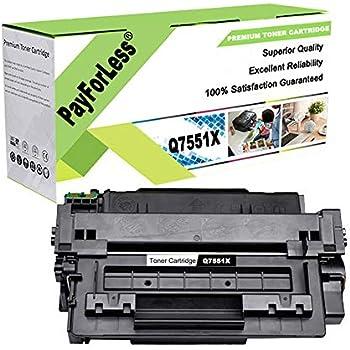 3PK 51A Q7551A Toner Cartridge For HP LaserJet P3005 P3005d P3005dn M3027 M3035