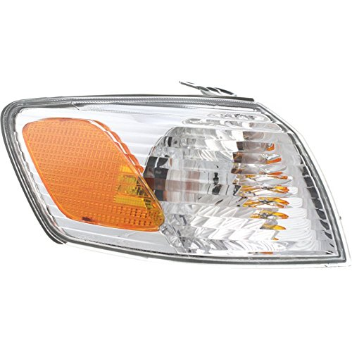 Corner Light Compatible with Toyota Camry 00-01 Corner Lamp RH Assembly Right Side ()
