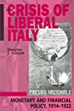 img - for The Crisis of Liberal Italy book / textbook / text book
