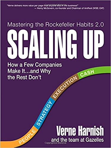 a9834c2556 Amazon.fr - Scaling Up: How a Few Companies Make It...and Why the ...