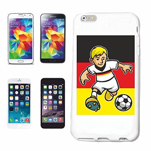 """cas de téléphone iPhone 7+ Plus """"JOUEUR DE FOOTBALL FOOTBALL Allemagne 2018 Coupe du Monde ALLEMAGNE CHAMPION DU MONDE RUSSIE RUSSIE demi-finale QUARTS DE FINALE"""" Hard Case Cover Téléphone Covers Smar"""