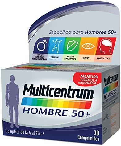 Multicentrum Hombre 50+ Complemento
