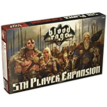 Cool Mini or Not Blood Rage 5th Player Expansion Board Game