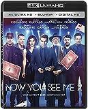 Now You See Me 2 [4K Ultra HD + Blu-ray + Digital HD]