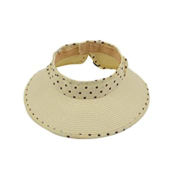 7c649f4f Amazon.com: Cute Baby Sun Protection Hat Infant Floppy Cap Cotton Sun Hat  2-7 Years Old: Baby