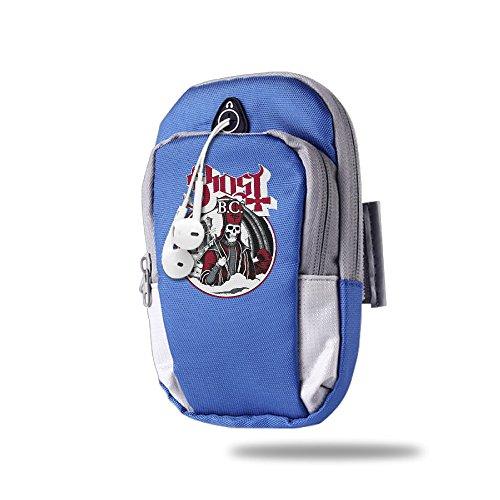 Ghost Bc New Costumes (GAVI Popestar-Ghost B.C. Portable Mountain Biking Arm Bag RoyalBlue)
