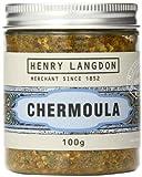 Henry Langdon Spice Blend, Chermoula, 100 grams