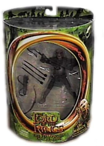 The Fellowship of the Ring Orc Warrior Action Figure Lord of the Rings