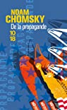 De la propagande : Entretiens avec David Barsamian par Chomsky