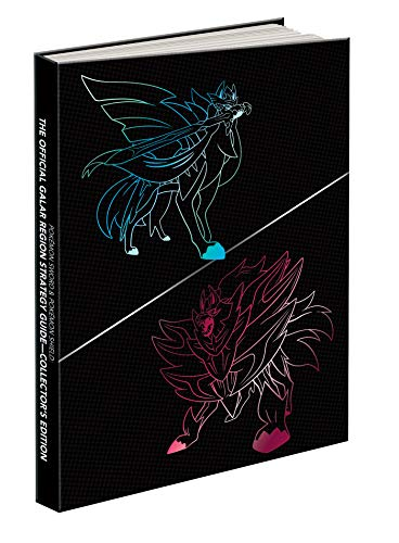 Pokémon Sword & Pokémon Shield: The Official Galar Region Strategy Guide: Collector's Edition