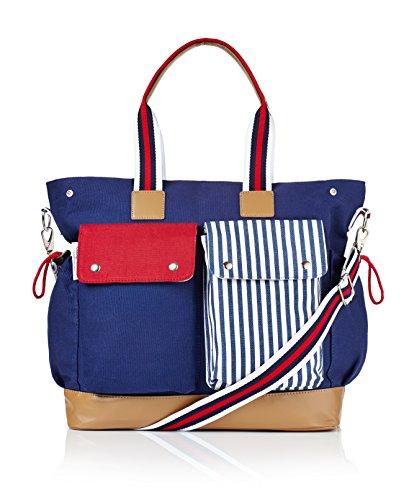 Doting Mum s 10 Pocket Premium Diaper Bag Baby Bag ideal for Boys ... 15d9ad30048ba
