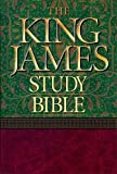 Holy Bible King James Version Study Bible (Black)