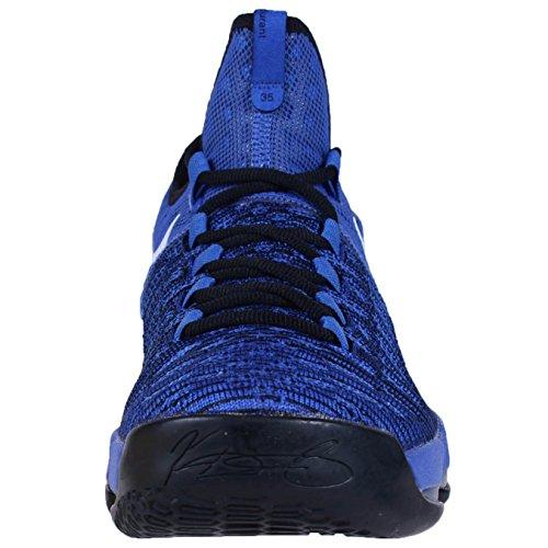 9 Nike Game Sneaker Black Basketball Men's White Royal KD Zoom rTZx1T