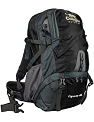 STORMPAK Outdoor Hiking Backpack For Men & Women, Lightweight Rucksack With Tensioned Mesh Backpanel, Sleeping...