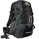 STORMPAK Outdoor Hiking Backpack For Men & Women, Lightweight Rucksack With Tensioned Mesh Backpanel, Sleeping Bag Compartment & Free Rain Cover, Best For Camping, Trekking and Travel – 40L Review
