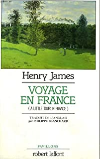 Voyage en France, James, Henry